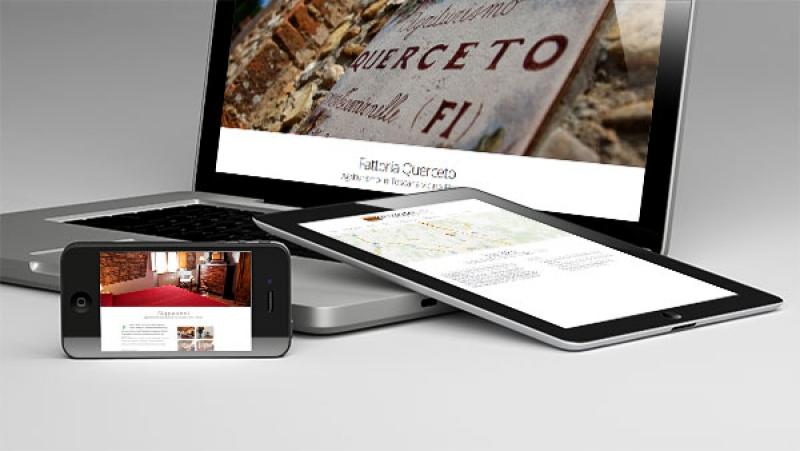 Fattoria querceto website