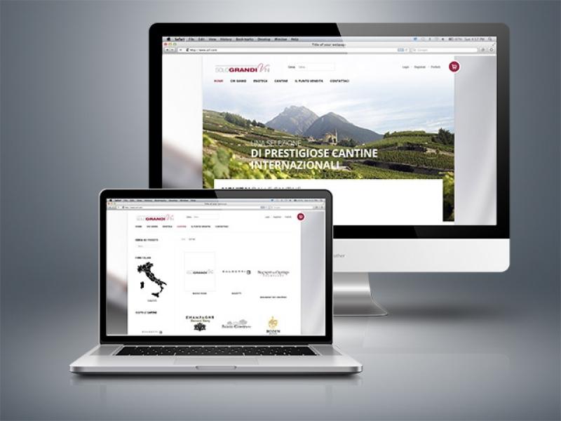E-commerce Solo Grandi Vini, la grande enoteca online
