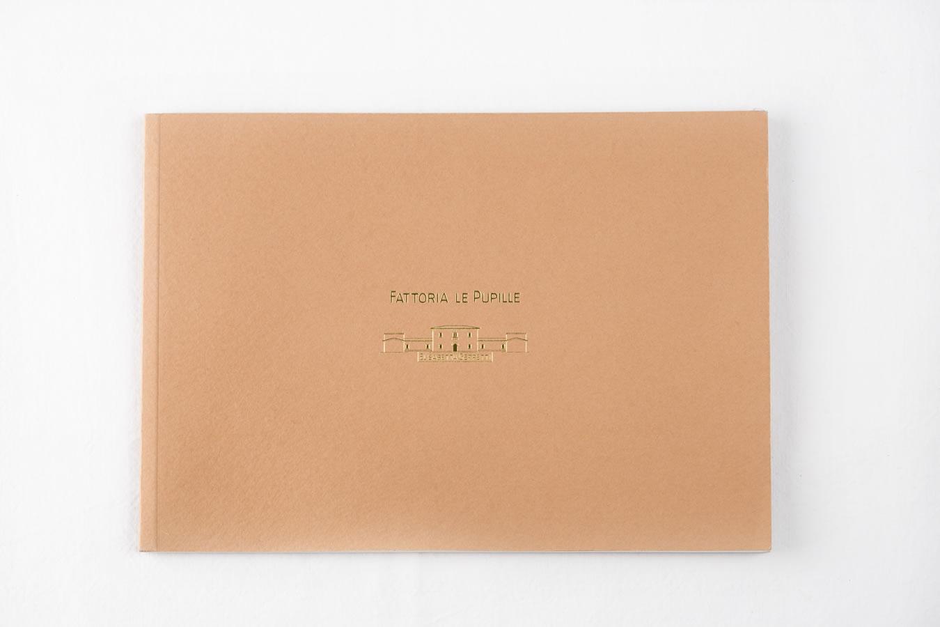 Fattoria Le Pupille Brochure e Pieghevole IMG 0002 1