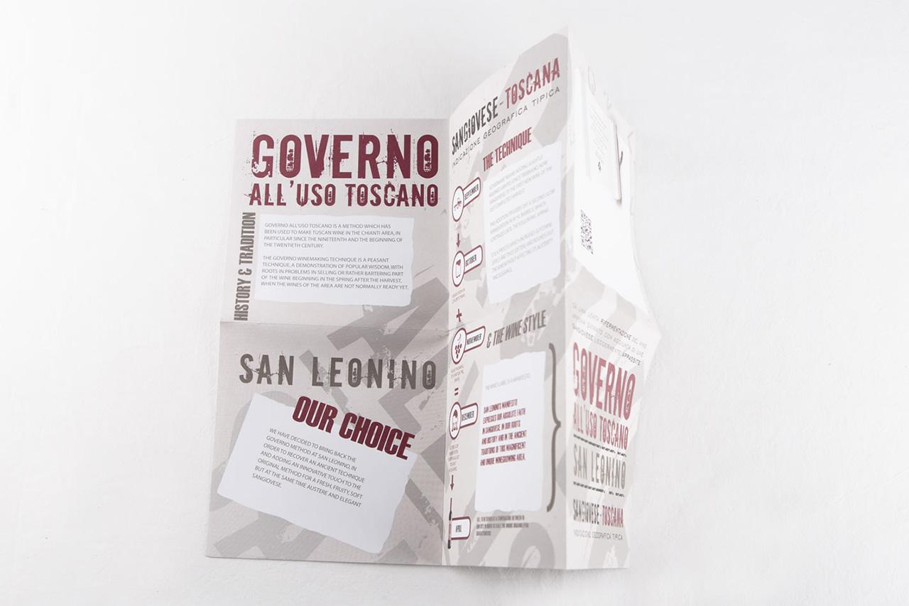 Governo all'Uso Toscano Identity