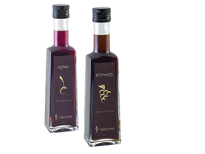 Tresors de Grece aceto di vino