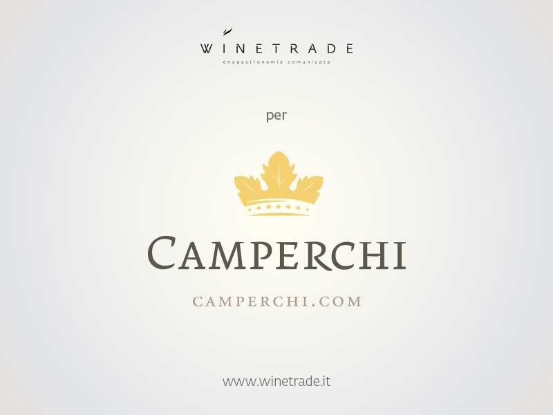 Camperchi in Valdarno sceglie Winetrade per il restyle delle etichette
