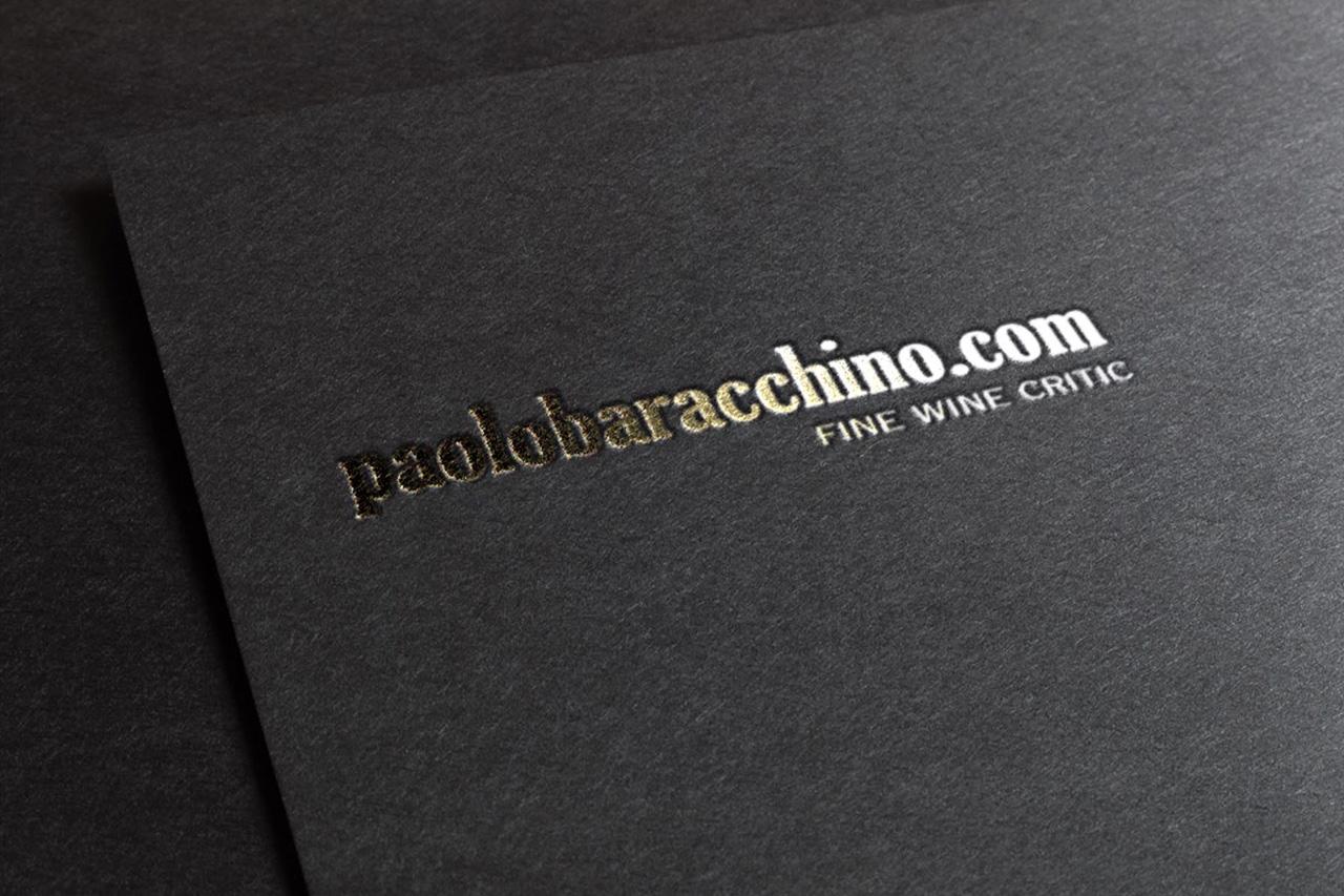 Paolo Baracchino pb logo