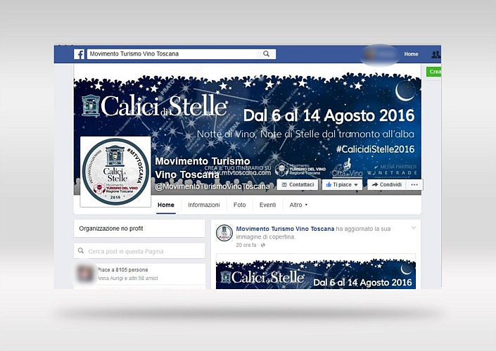 Calici di Stelle facebook cover 705x499