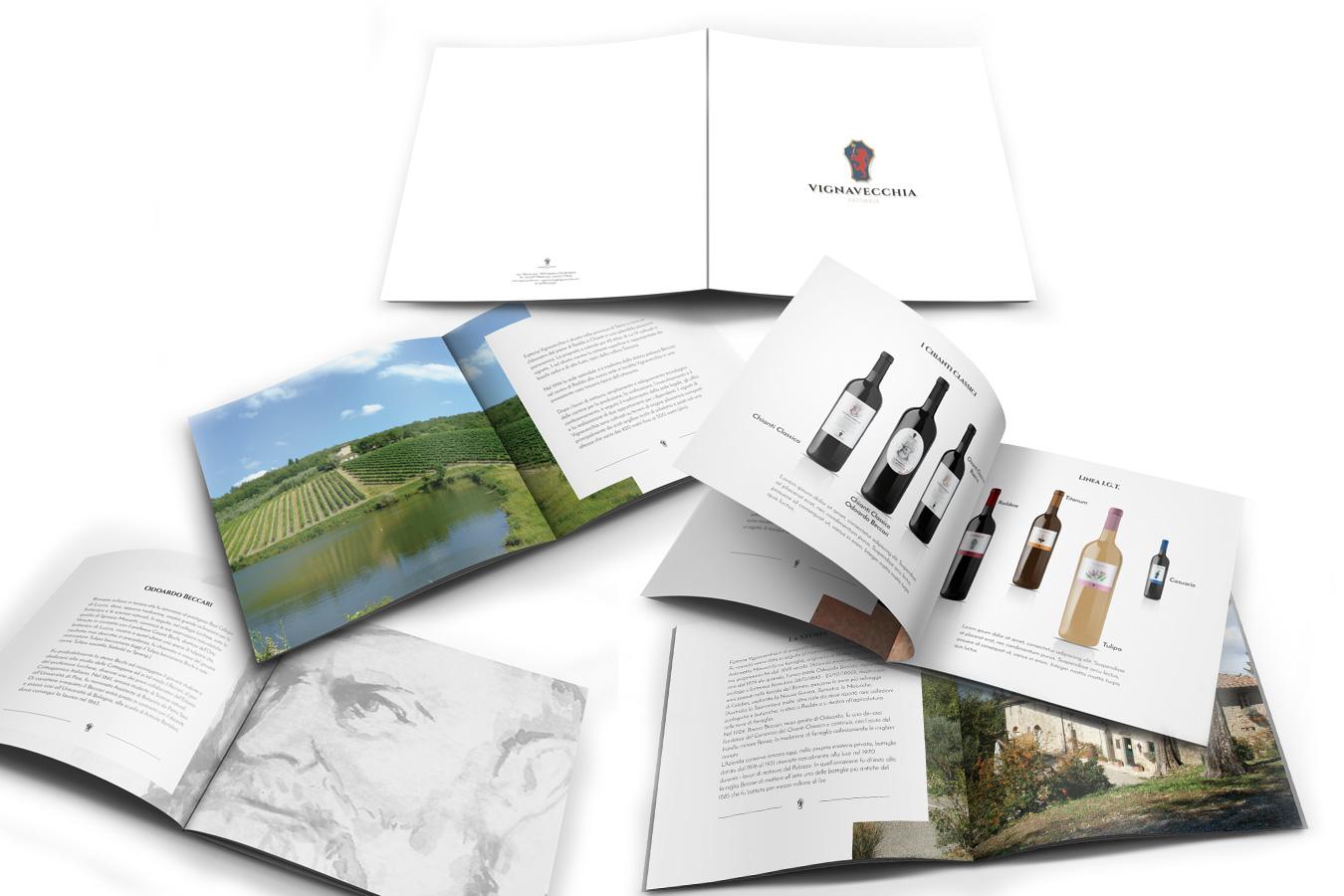 Vignavecchia brochure