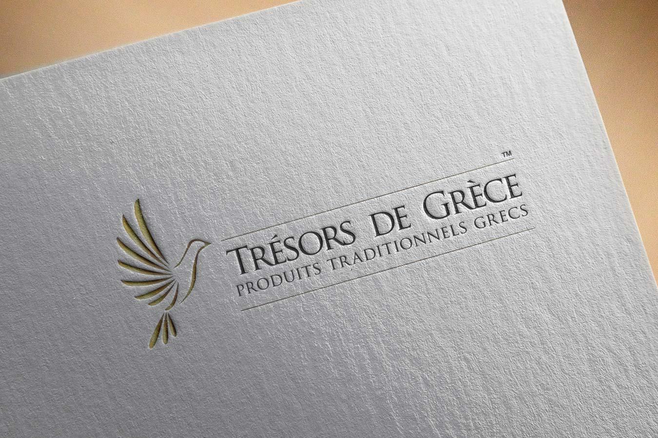 Tresors de Grece logo