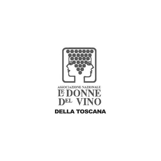 Partners donne del vino toscana