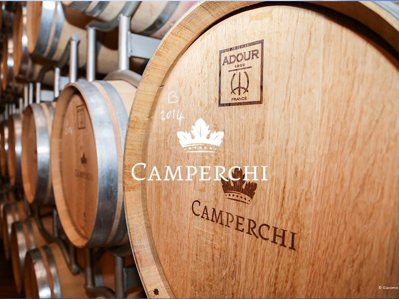 (re)brand icona camperchi