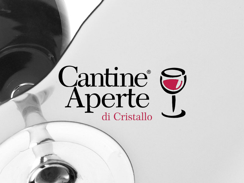 Event communication cantine aperte di cristallo