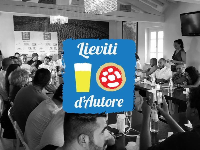 Event communication lieviti dautore