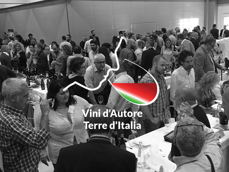 Event communication terre ditalia