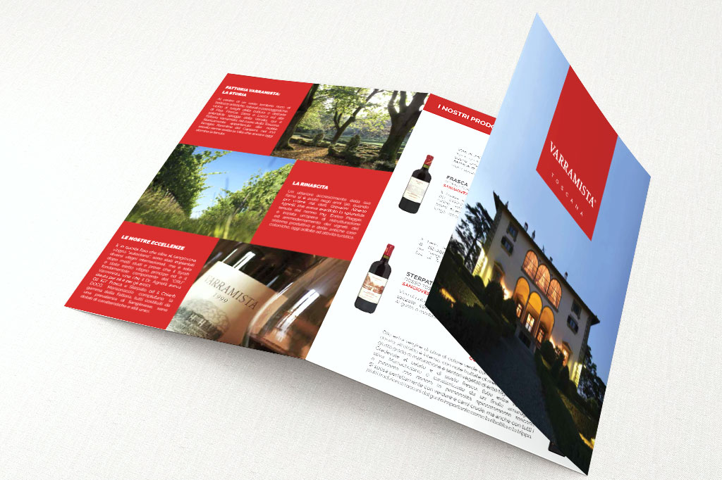 W Lab Brand Communication trifold interno it