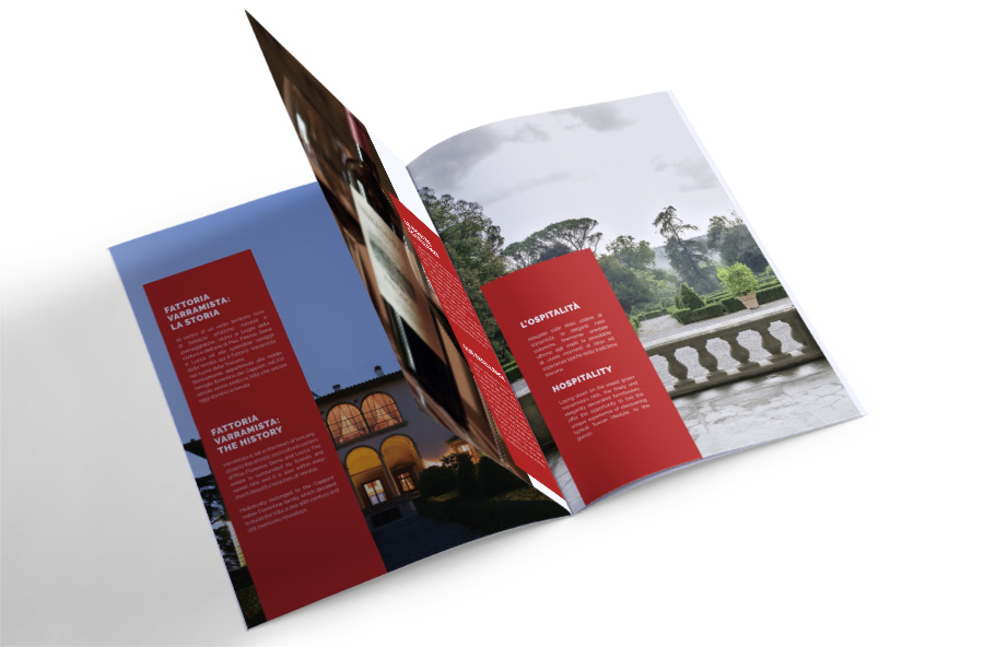 Varramista, una nuova brochure