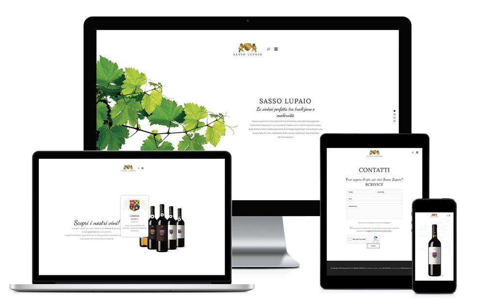 Camperchi Brand sassolupaio web