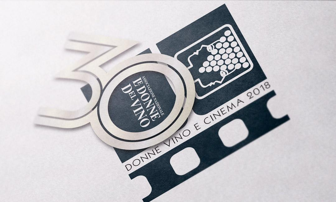 Associazione Nazionale Le Donne Del Vino fddv logo trentennale2